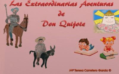 LAS EXTRAORDINARIAS AVENTURAS DE DON QUIJOTE