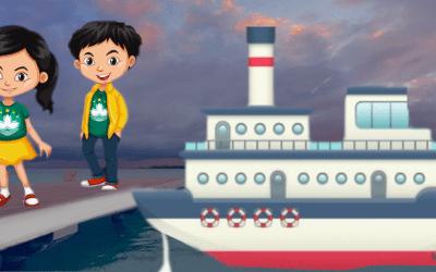 El Barco de las Sorpresas